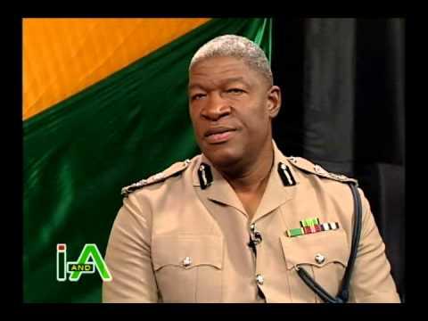 January 12 2014 commissioner of police owen ellington interview