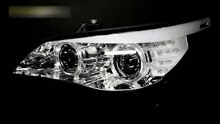 Фары БМВ Е60 | Headlights BMW E60