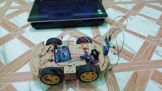 How to make an Obstacle Avoiding Car with L298N & Arduino || Electronics Project || Tutorial