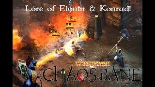 Analyzing the two announced characters! Lore and Content of Chaosbane!