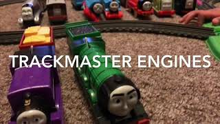 Thomas and Friends | Trackmaster Engines | Strongest Thomas Engine | Sodor