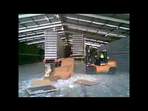 Top 10 Forklift Accidents !