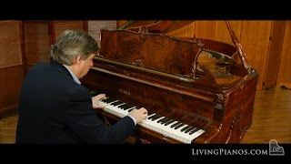 Rare Feurich Art-Case Piano - Hand-made in Germany - Living Pianos: Online Piano Store
