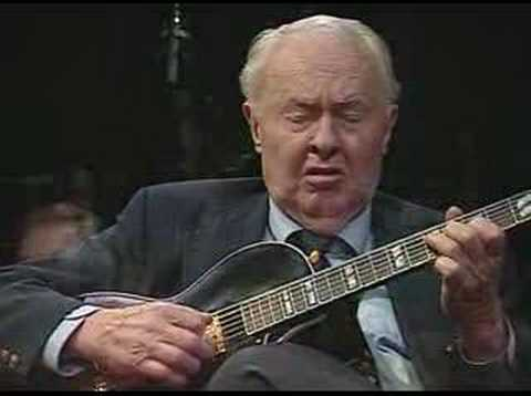 Georgia (On My Mind) Herb Ellis & friends