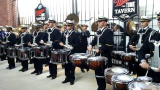 2014 Army Navy Drumline Battle