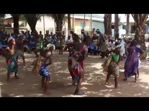 Happy International Dance Day from Ghana