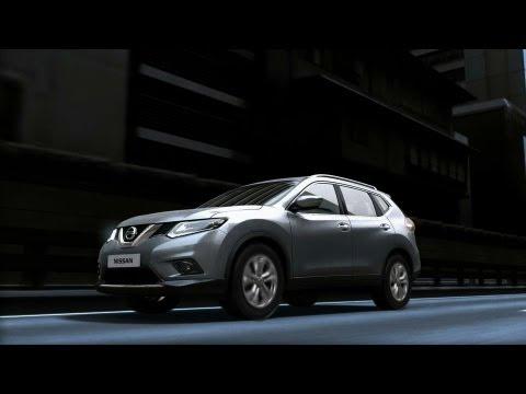 Промо нового Nissan X-Trail