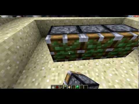 minecraft jak udělat padaci most