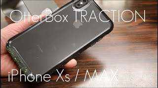 OtterBox TRACTION Case - iPhone XS / MAX - Hands On Review