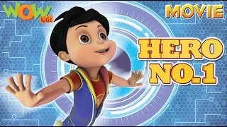 HERO No.1 - Vir The Robot Boy - Movie as on Hungama Tv - ENGLISH, SPANISH & FRENCH SUBTITLES!