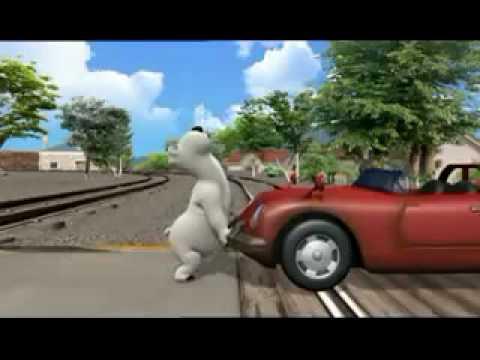 Bernard der Eisbär - Das Auto