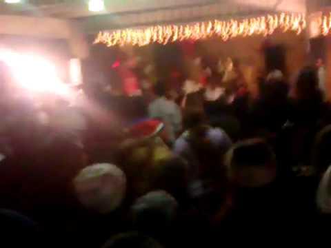 Cesar Chavez at Christmas tree lane