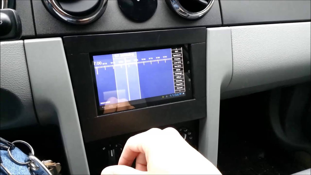 Images for tablet car stereo install