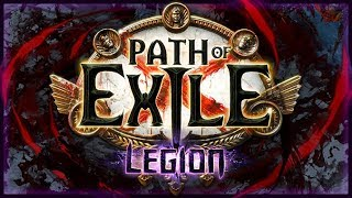 PATH of EXILE: LEGION - 3.7 Expansion Reveal & Overview - Grab Your Axe It's Time for WAR
