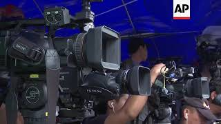 Thai official says third rescue operation has begun