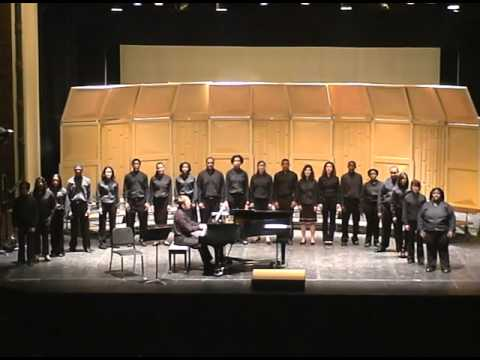 Sure on this Shining Night - Baltimore School for the Arts Chamber Chorus 2008