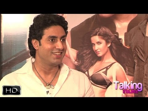 Abhishek Bachchan's Exclusive On Dhoom 3