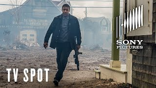 The Equalizer 2 - Miles - Starring Denzel Washington - At Cinemas August 17