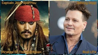 Pirates Of The Caribbean Actors In Real Life (2018)