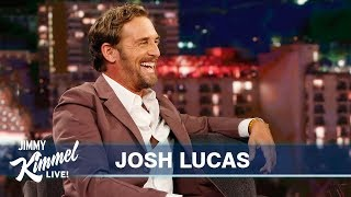 Josh Lucas on Nightmare in Bali & Ford v Ferrari