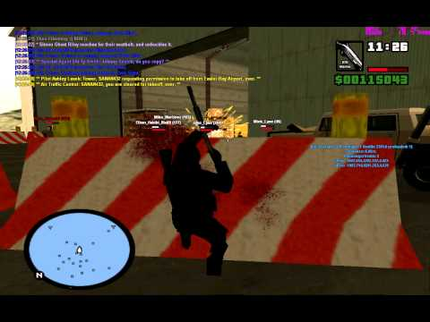 [NG:RP] DHS SWAT Agent Hamm SS-335 at crate island II