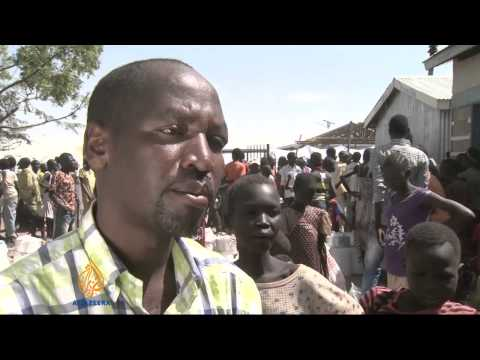 S Sudan Refugees Seek Refuge In Kenya video