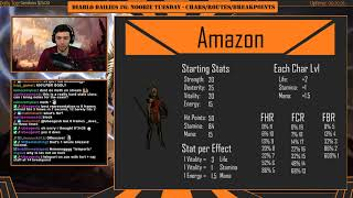 [Guide] Diablo 2 First Look - Learn about the Amazon