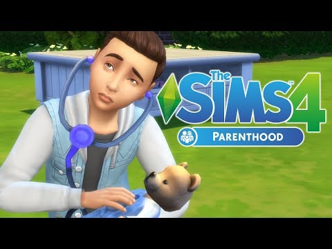 Sims 4: Parenthood | Gameplay First Look |