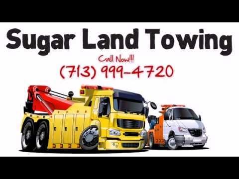 Sugar Land Towing Service - (713) 999-4720