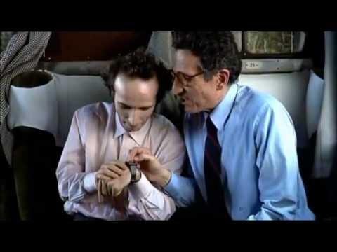 Roberto Benigni – Il piccolo diavolo – sul treno