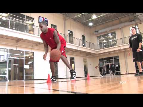 Accelerate Basketball Ball Handling