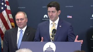 "Speaker Paul Ryan urges ""surgical approach"" to Trump tariffs"