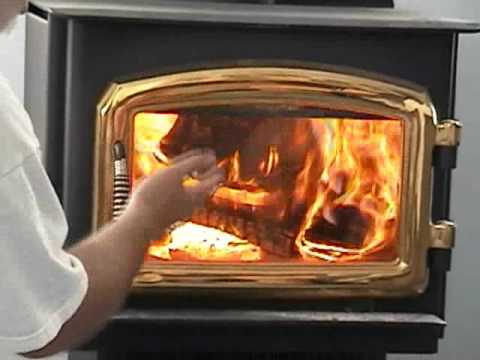 Part 2 Starting A Fire In My Regency Stove Youtube How To Save Money And Do It Yourself
