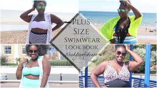 PLUS SIZE SWIMWEAR LOOK BOOK #bodyconfidence