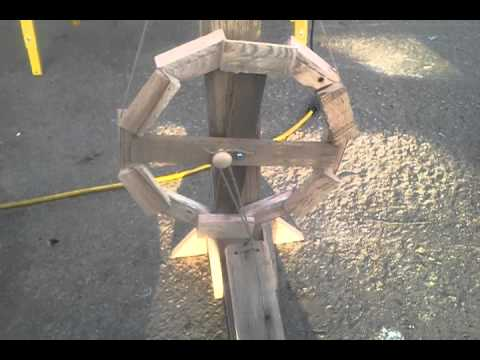 Dodec Spinning Wheel Plans Dodec Spinning Wheel Made by