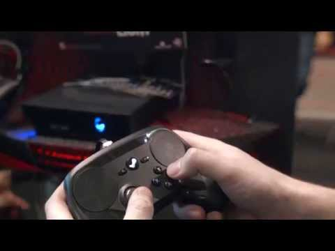 Steam Controller Hands On - First Impressions at PAX East 2015