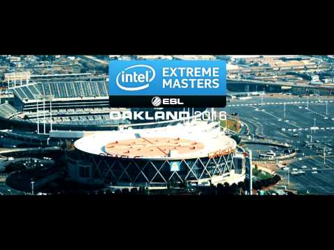 The teams of IEM Oakland | Intel Extreme Masters Season 11