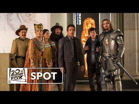 Night at the Museum: Secret of the Tomb | Spot