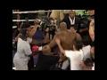Bob Sapp vs. Mike Tyson   밥샙 vs 마이크타이슨 난투극 30명이상이말리는 싸움!!!