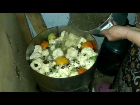 Бабушкин рецепт - Соленья овощей на зиму