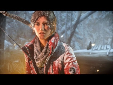 22 Minutes of Rise of the Tomb Raider Co-Op Endurance PS4 Gameplay