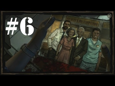 The Walking Dead: Season One Android GamePlay Part 6 Walkthrough