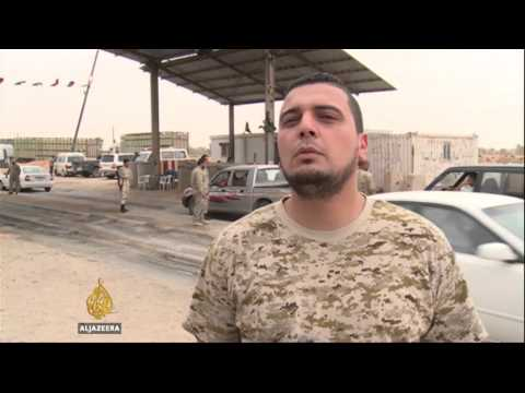 Militias run checkpoints in Misrata to confront ISIL