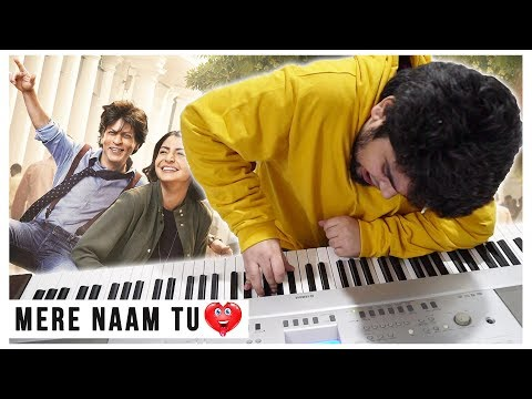Zero - Mere Naam Tu (Ajay Atul) - Incredible Piano Cover