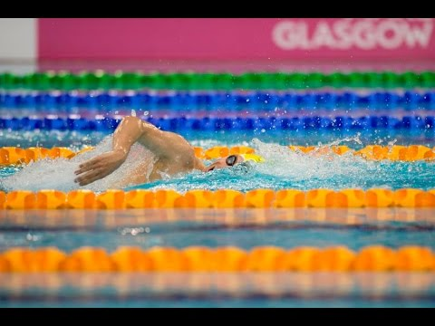 Men's 400m Freestyle S10 | Final | 2015 IPC Swimming World Championships Glasgow