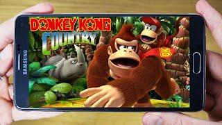 M4VN TUTORIAIS : Como Baixar Donkey Kong Country 1 Para Android