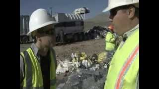 What happens at a Sanitary Landfill?? - by Curiosity Quest Goes Green