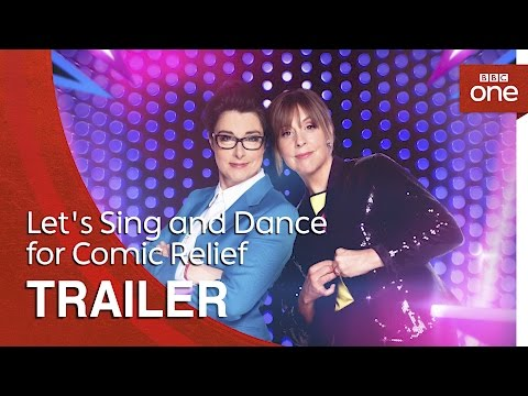 Let's Sing and Dance for Comic Relief 2017: Trailer - BBC One