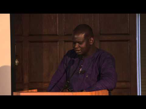Stephen Oola on Survivors of Conflict and Community Forgiveness