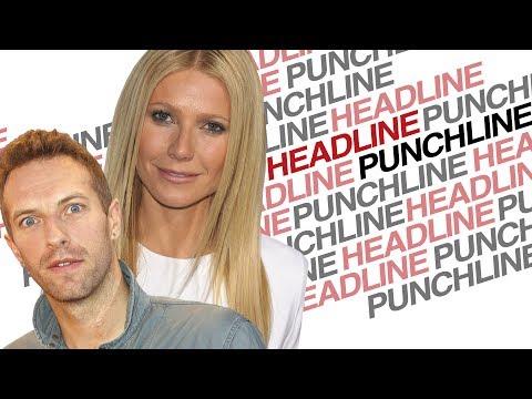 Gwyneth Paltrow & Chris Martin Split | Headline Punchline | DAILY REHASH | Ora TV
